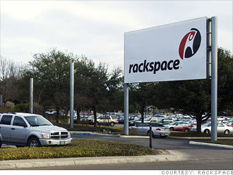 Rackspace Managed Hosting