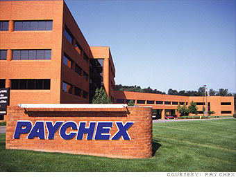 100 Best Companies to Work For 2010: Paychex - PAYX - from FORTUNE