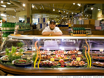 Whole Foods Market Store Team Leader Salary