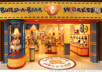 Build-A-Bear Workshop now has more than retail outlets around the world and generated nearly $ million in revenue in It consistently ranks on Fortune magazine's Best companies to work for, and in Fast Company named Clark a customer-centered leader.