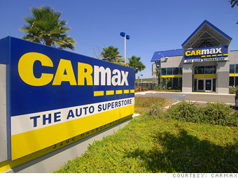 companies  work   carmax kmx  fortune
