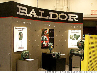 Baldor Electric