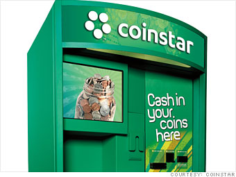 how to get a coinstar machine