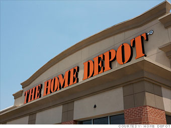 home depot most admired companies fortune