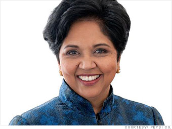 americas best leaders indra nooyi pepsico Provides a diversified line of soft drinks and snack foods pepsico, inc engages in the manufacture, marketing, distribution, and sale of beverages, food, and snacks.