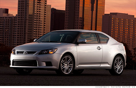 Toyota aims to save its Scion line from GM Saturn's fate ...