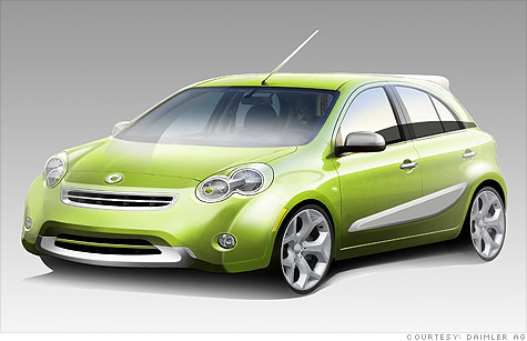 Smart Car Is It The Next Saturn