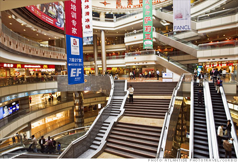 A Chinese Consumer Economy Don T Bet On It Nov 18 2010