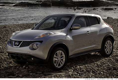 Nissans New Juke Is A Crossover With Nice Moves Dec - New cars 2010