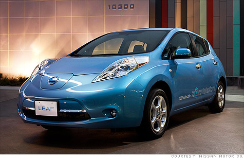 nissan leaf 39 s failure to start apr 11 2011. Black Bedroom Furniture Sets. Home Design Ideas