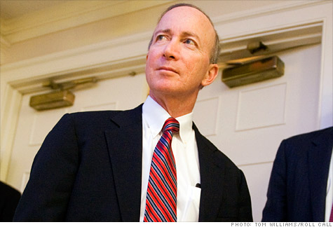 Mitch Daniels tips his presidential hand for 2012