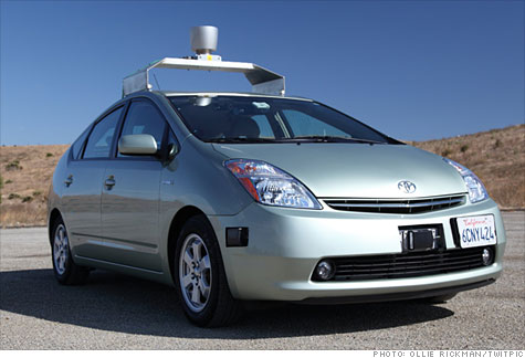 The mystery shrouding Google's development of the driverless car slipped a bit earlier this month.