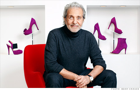 Nine West founder Vince Camuto