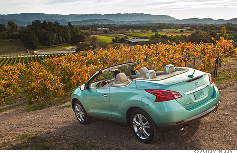 Nissan Murano Crosscabriolet The Most Hated Car Of 2011 Aug 9 2011