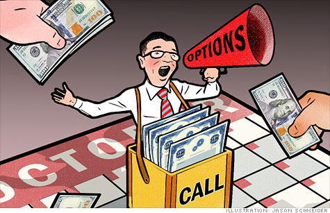 Best stocks to sell call options