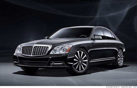Mercedes Is Shutting Down Its Super Luxury Maybach Brand Nov 28 2011