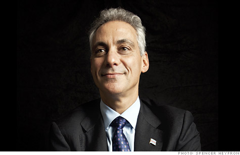 Chicago Mayor, Rahm Emanuel