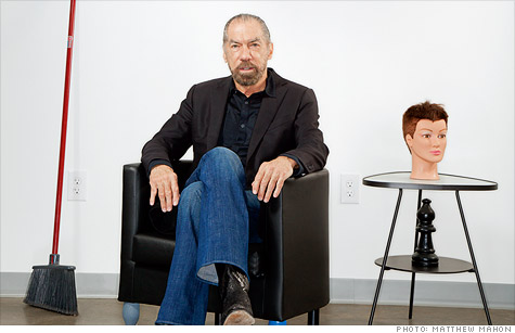 You know Paul Mitchell and you know Patrón. Now meet John Paul DeJoria.