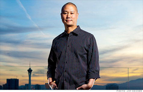 Zappo's CEO Tony Hsieh's best advice: