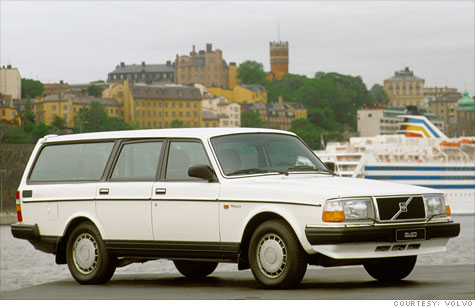 Volvo's curse of the 240 - May  14, 2012