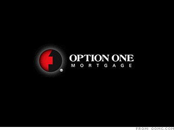 Option One Mortgage (a division of H&R Block)