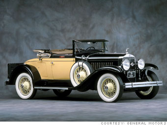 General Motors 10 most significant cars  LaSalle 2  FORTUNE