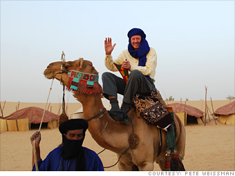 Camel commute