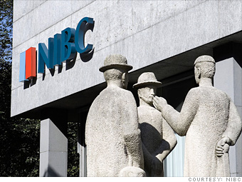 NIBC Holding (merchant bank)