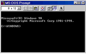 HIT: MS-DOS