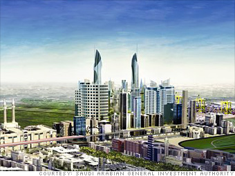 Prince Abdul Aziz bin Mousaed Economic City