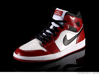best website 71e73 6adde Nike's all-star sneakers - 1985: Air Jordan (4) - FORTUNE