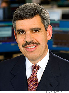 Mohamed El-Erian: Push beyond your comfort zone