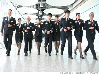 British Airways to staff: Wanna work for free?