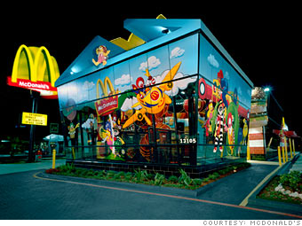 mcdonalds global growth The fast food giant is enhancing its digital and delivery channels mcdonald's unveiled its long-term global growth plan during the company's investor day event in downtown chicago.