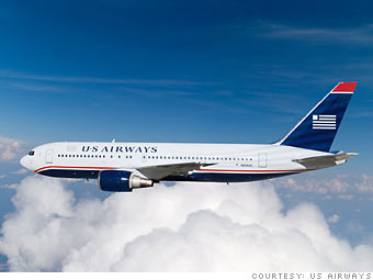 US Airways - Two times