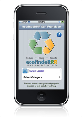 Smarter phones - Eco apps