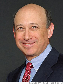 Lloyd Blankfein: Battlefield decisions