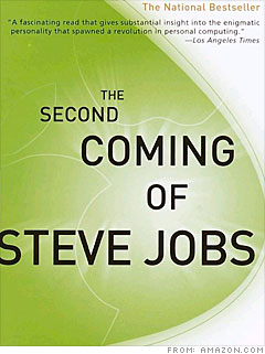 Creepy Genius - 'The Second Coming of Steve Jobs'