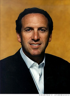 Best: Howard Schultz