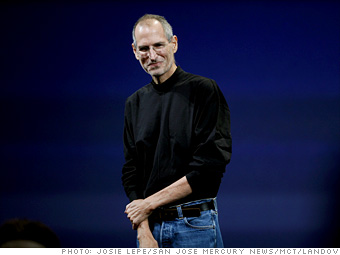 Best buzz: Steve Jobs