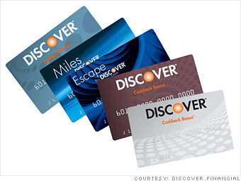 17. Discover Financial Services