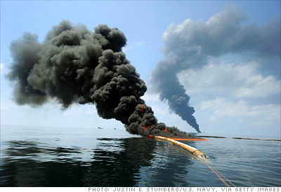 6 big oil spills, and what they cost - Deepwater Horizon (1) - FORTUNE