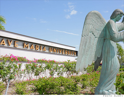 Ave Maria: Holy planned community