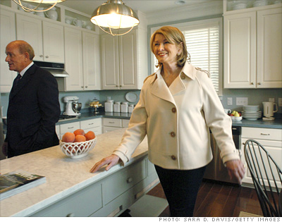 Twin Lakes: Martha Stewart's Living (Really)