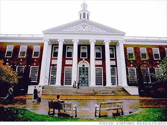 Top 25 Mba Programs In The U S Harvard 1 Fortune