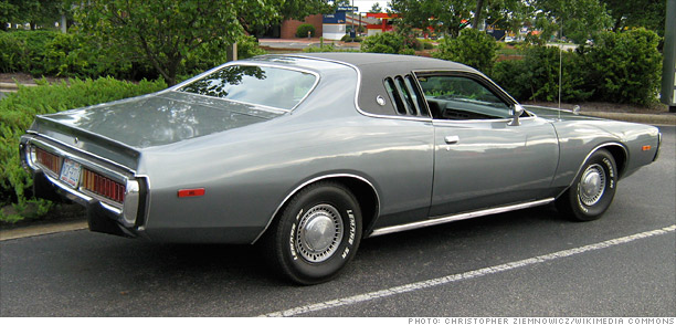 Convertibles And Convertible Wannabes 1973 Dodge Charger