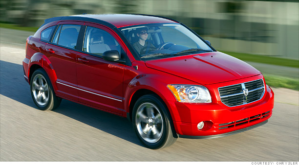 7 Cars That Will Save Detroit 2013 Dodge Caliber