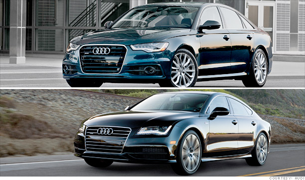 Car Of The Year Early Picks Audi A6 A7 2 Cnnmoney