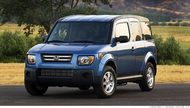 Battle of the box cars honda element 2003 2011 4 for 2 box auto profondo