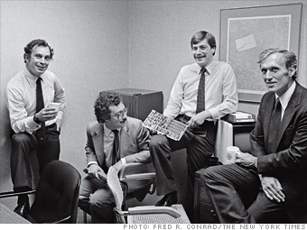 The Bloomberg Bunch
